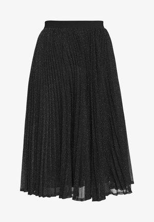 VARNA - Spódnica trapezowa - schwarz