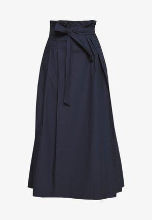 ANDREIS - Jupe portefeuille - nachtblau
