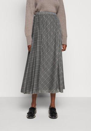 LINCE - A-line skirt - grey