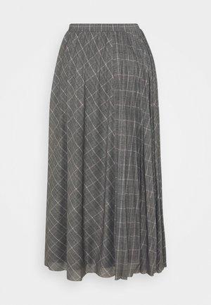 LINCE - Áčková sukně - grey