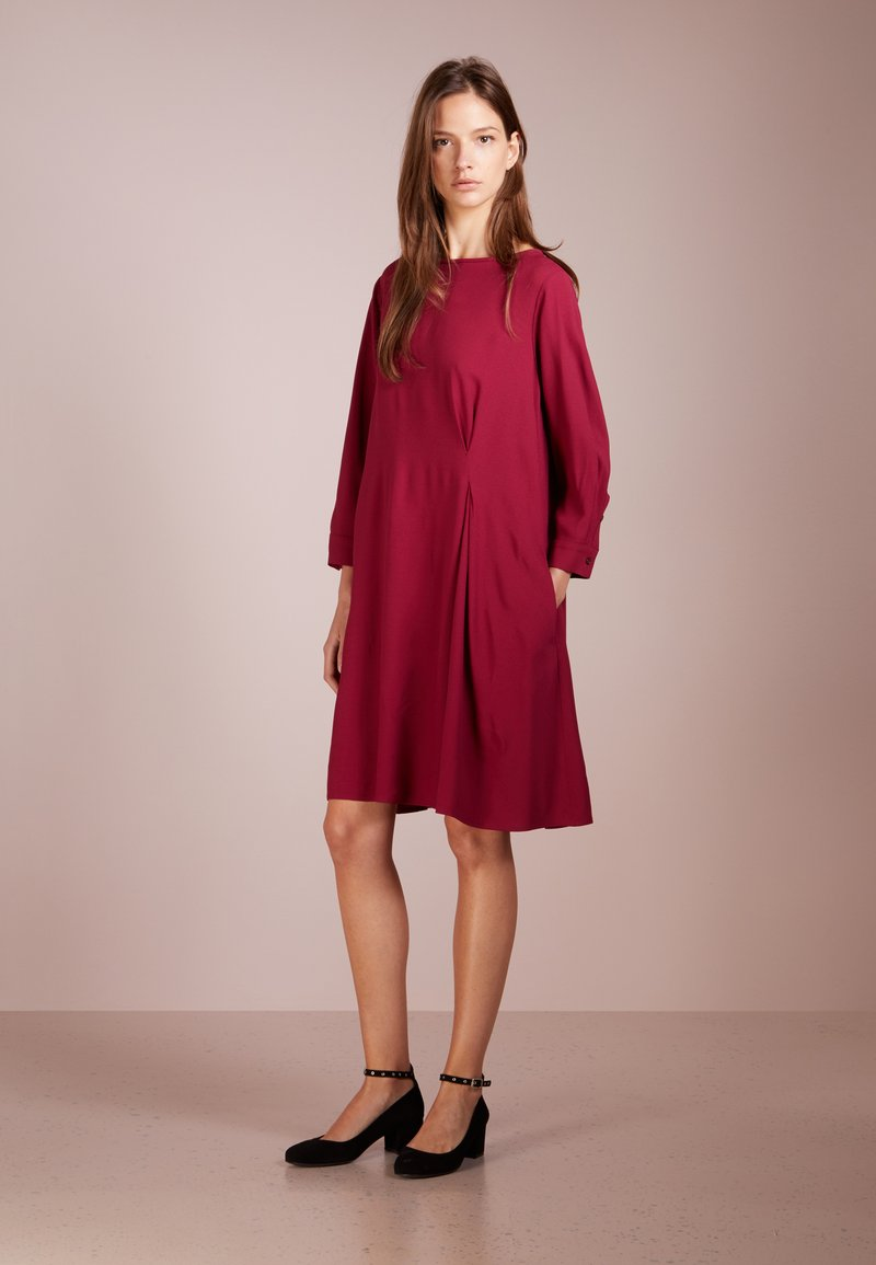 WEEKEND MaxMara - RICERCA - Freizeitkleid - bordeaux