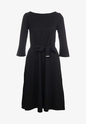 PARMA - Jerseykjole - schwarz