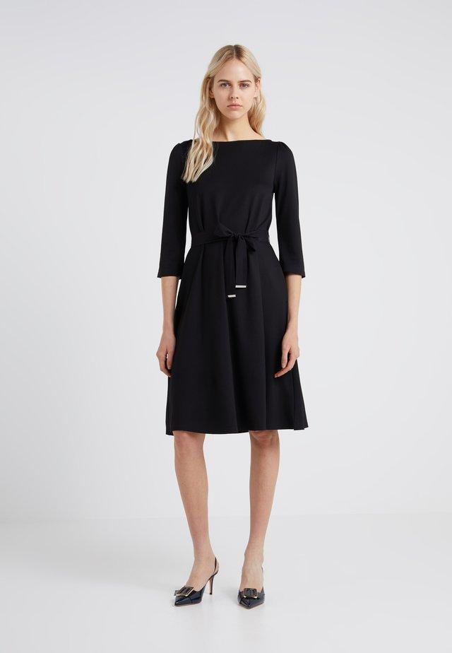 PARMA - Vestito di maglina - schwarz
