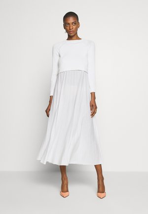BARABBA - Jersey dress - off white