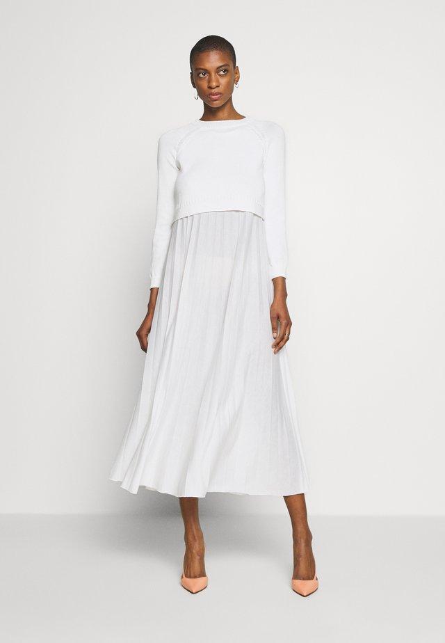 BARABBA - Jerseykleid - off white