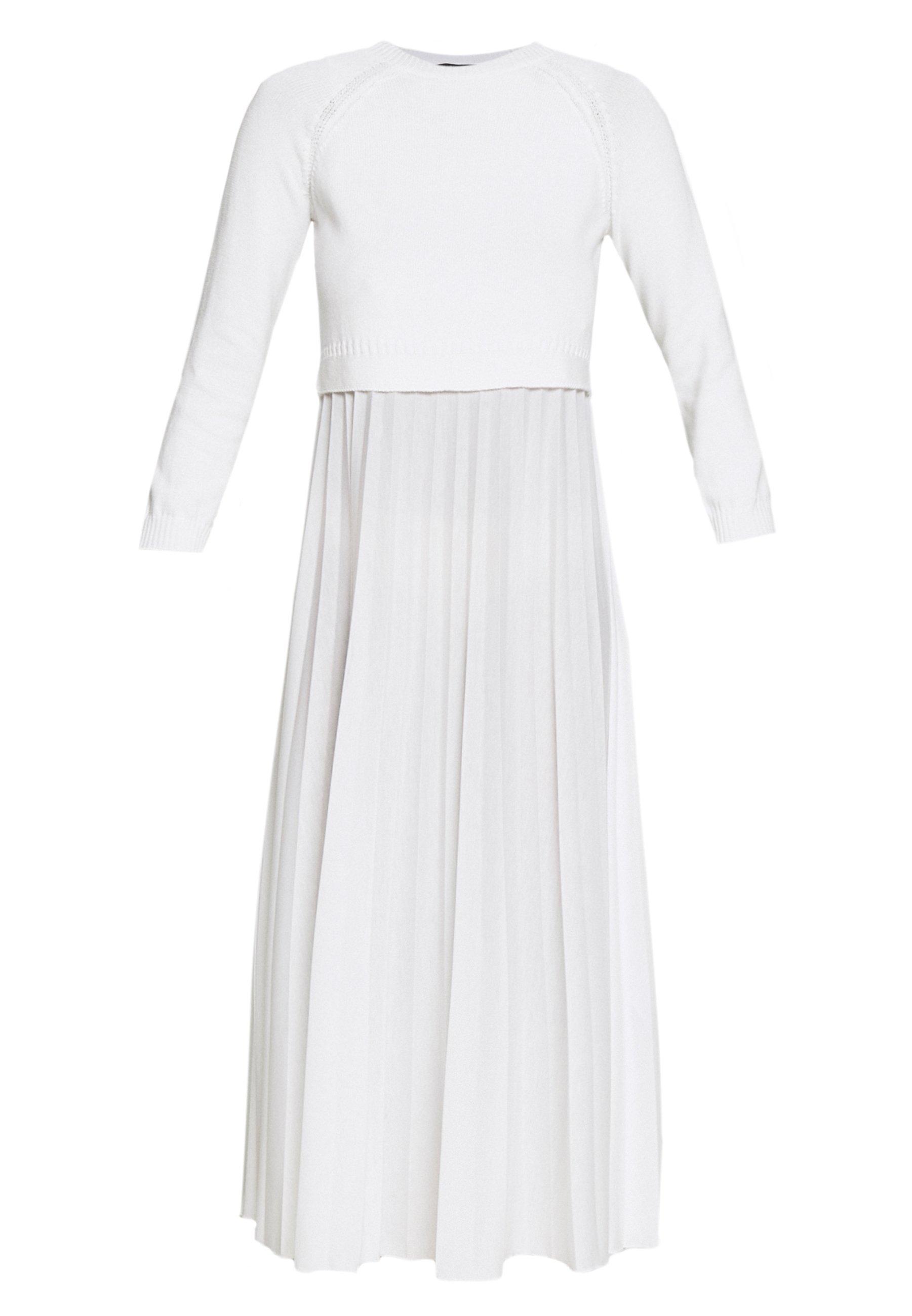 WEEKEND MaxMara BARABBA SET Sukienka z dżerseju fiordaliso