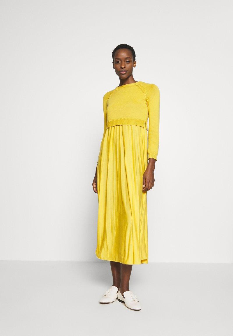WEEKEND MaxMara - BARABBA - Jersey dress - fresia