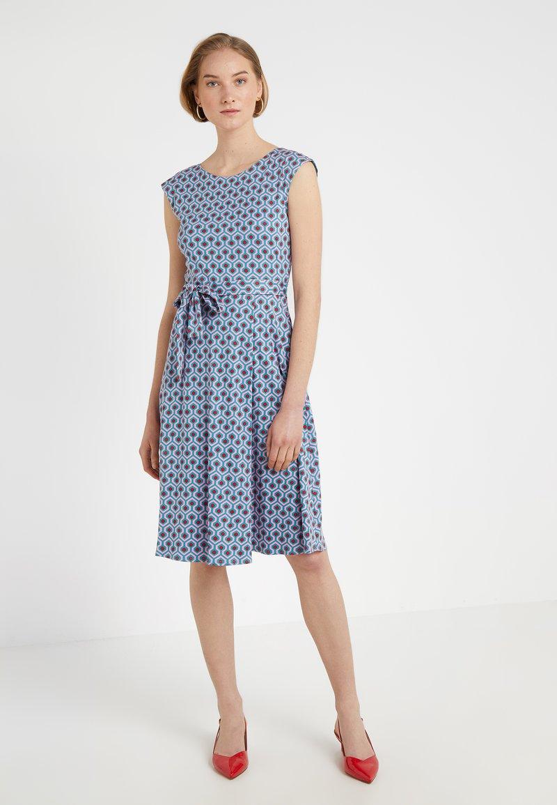 WEEKEND MaxMara - ROSI - Vestito di maglina - turquoise