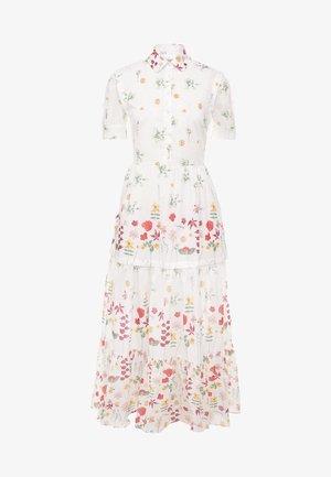 LINA - Maxi dress - weiss
