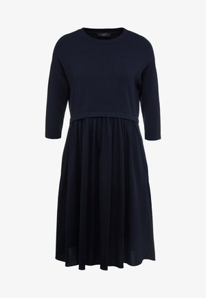 MINCIO - Gebreide jurk - ultramarine