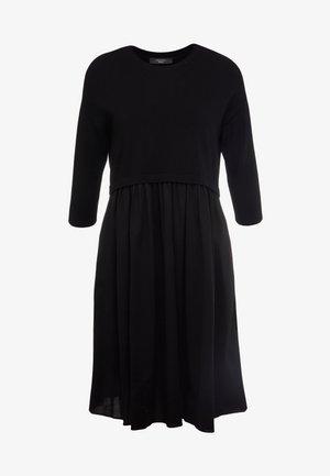 MINCIO - Robe pull - schwarz