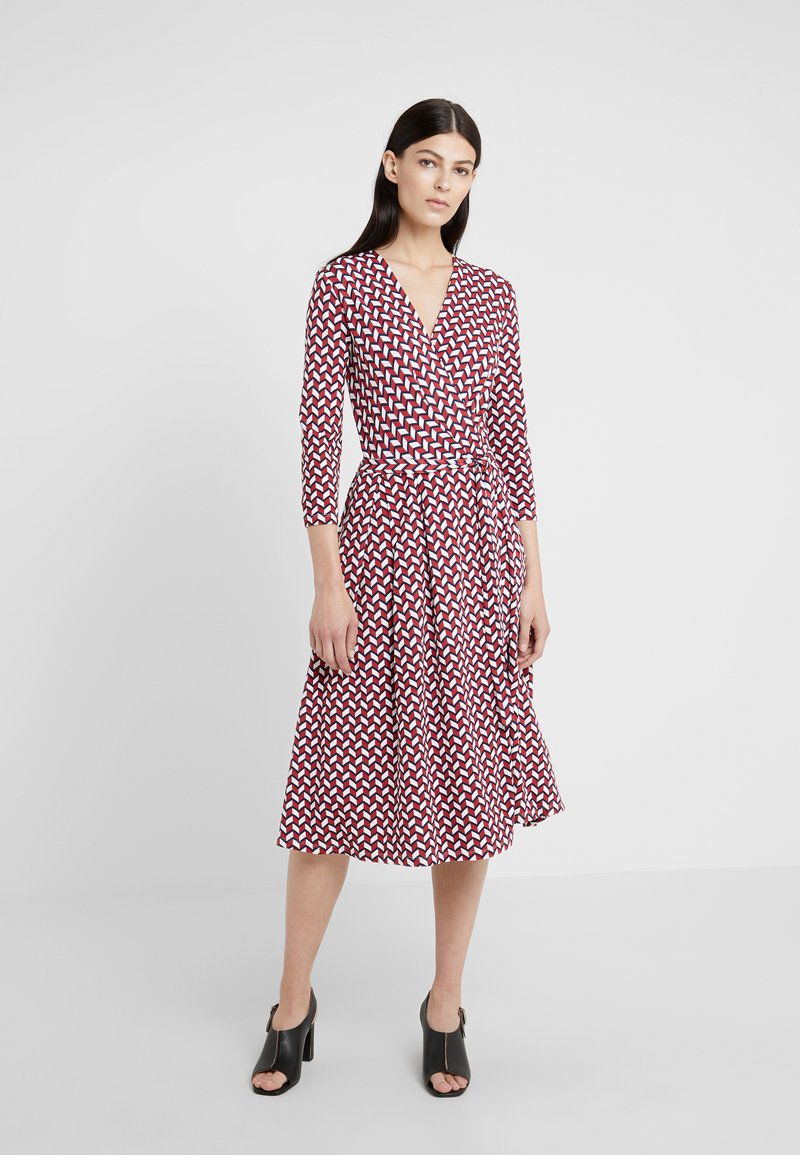 WEEKEND MaxMara - Jersey dress − fitted waist