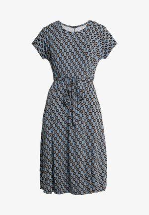 ARGO - Jersey dress - azurblau