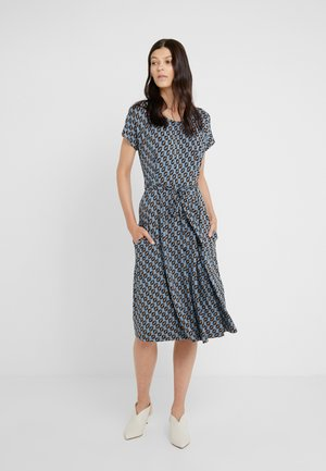 ARGO - Jersey dress - azurblau