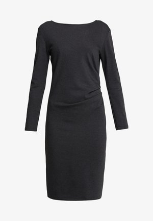 GIANNI - Shift dress - anthrazit