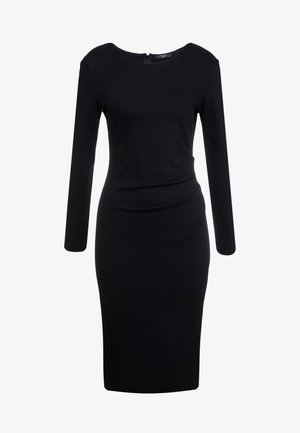 GIANNI - Shift dress - schwarz