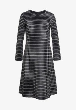 PERIGEO - Strikket kjole - schwarz