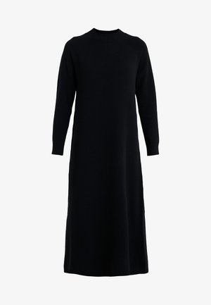 RAPALLO - Jumper dress - schwarz
