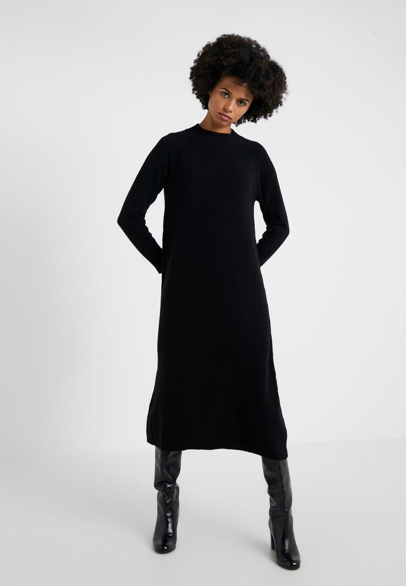 WEEKEND MaxMara - Vestido de punto - negro