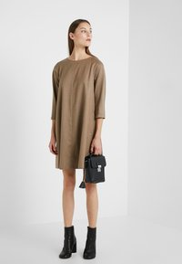 WEEKEND MaxMara - TONICO - Shift dress - kamel - 1