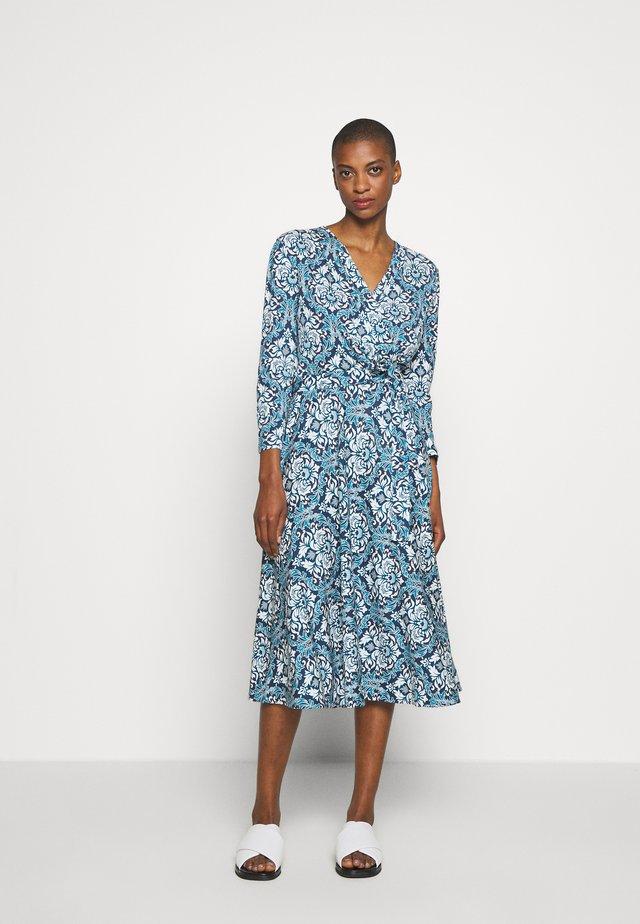 ACQUA - Jersey dress - ultramarine