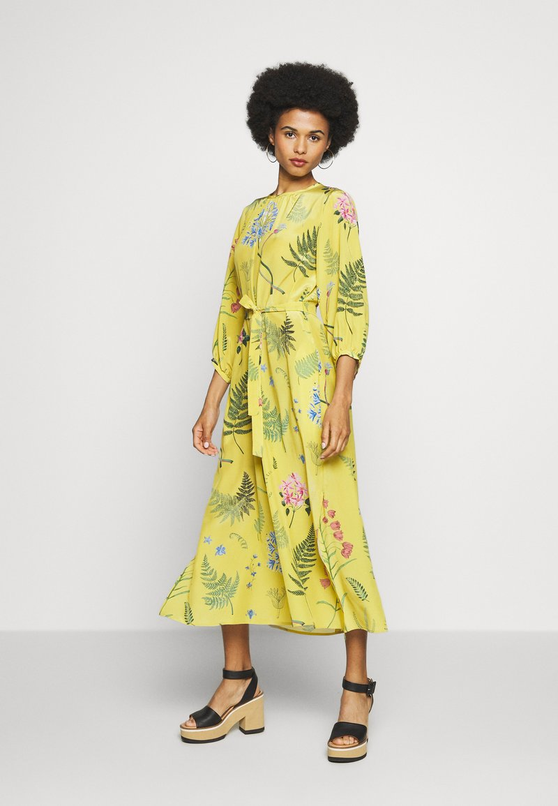 WEEKEND MaxMara - MEDUSA - Day dress - gelb