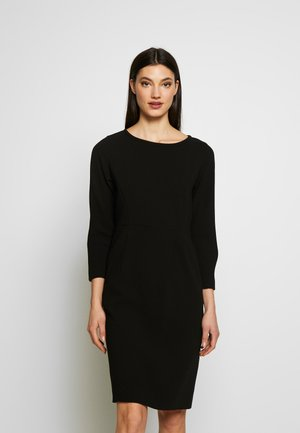TIMORE - Shift dress - schwarz