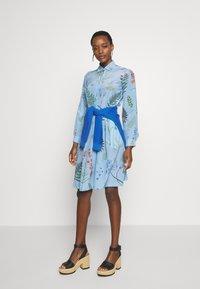 WEEKEND MaxMara - ACERBI - Robe de soirée - azurblau - 1