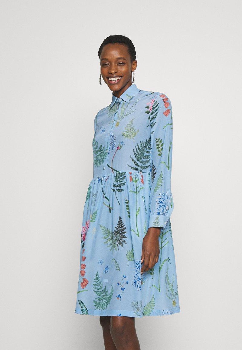 WEEKEND MaxMara - ACERBI - Robe de soirée - azurblau