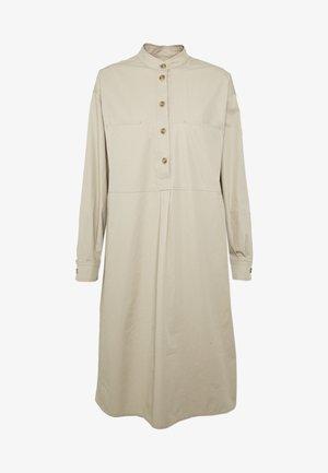 ULTRA - Skjortekjole - beige