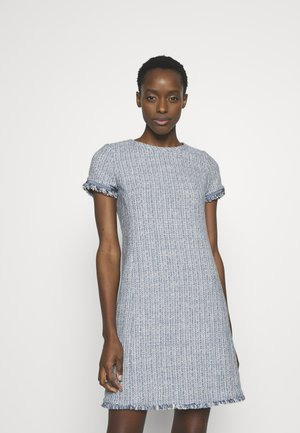 RANCH - Jumper dress - azurblau
