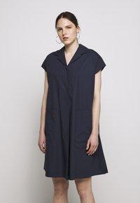 WEEKEND MaxMara - LINFA - Shirt dress - nachtblau - 0