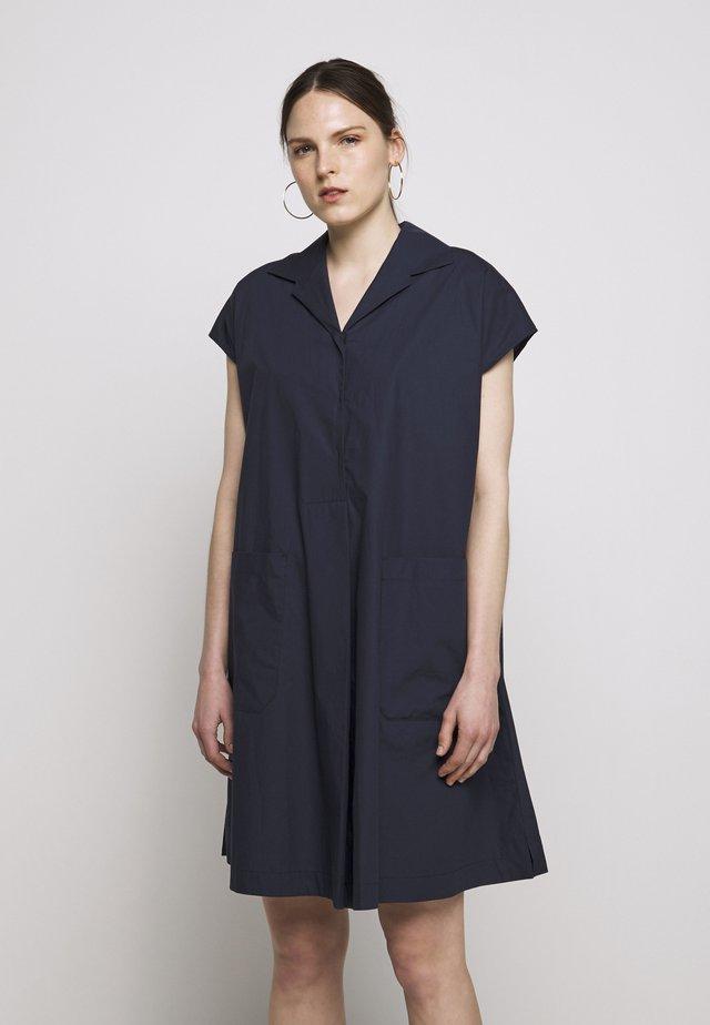 LINFA - Shirt dress - nachtblau