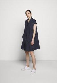WEEKEND MaxMara - LINFA - Shirt dress - nachtblau - 1
