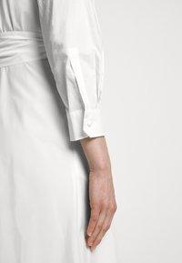WEEKEND MaxMara - JUMS - Shirt dress - weiss - 6