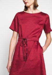 WEEKEND MaxMara - HAWAY - Day dress - bordeaux - 6