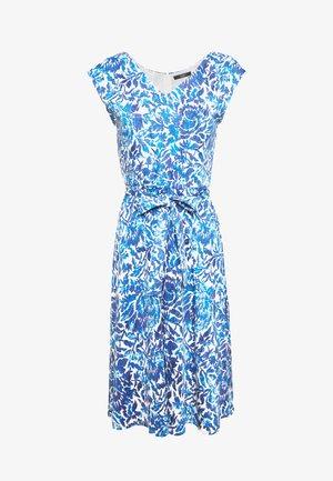 THOMAS - Sukienka z dżerseju - ozean
