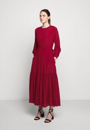 ARENA - Maxi-jurk - bordeaux