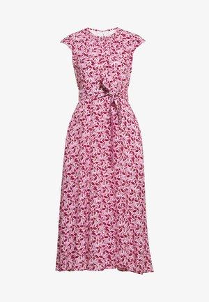 RAGTIME - Maxi šaty - pink/dark red
