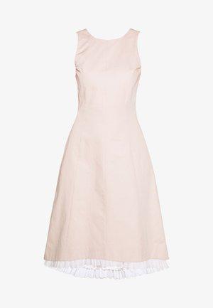 NAIADI - Denní šaty - puder