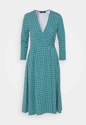 OXIRIA - Jersey dress - gruen