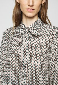 WEEKEND MaxMara - OKRA - Button-down blouse - jade - 6