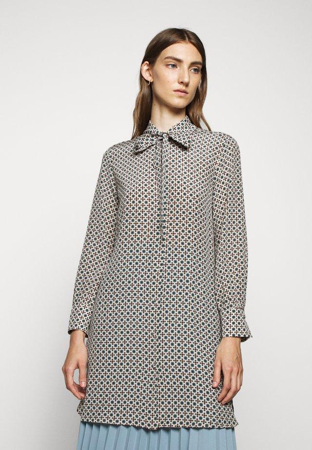 OKRA - Button-down blouse - jade