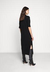 WEEKEND MaxMara - ONDA - Pletené šaty - schwarz - 2