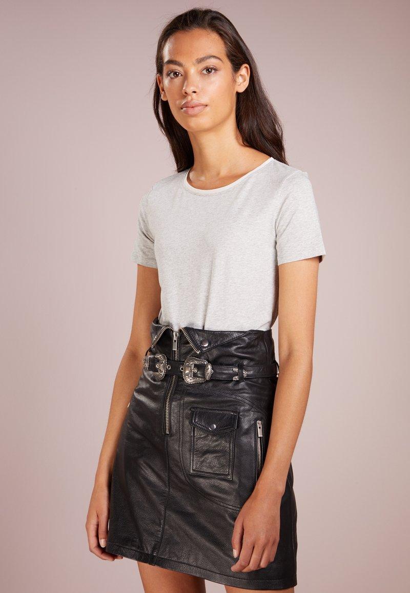 WEEKEND MaxMara - MULTIE - T-Shirt basic - mittelgrau