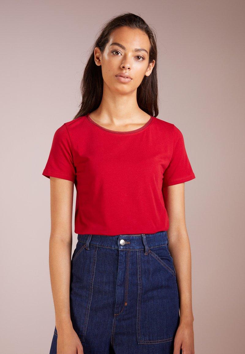 WEEKEND MaxMara - MULTIE - T-Shirt basic - rot