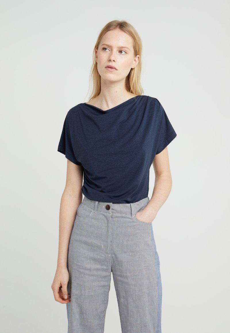 WEEKEND MaxMara - MULTID - Print T-shirt - ultramarine