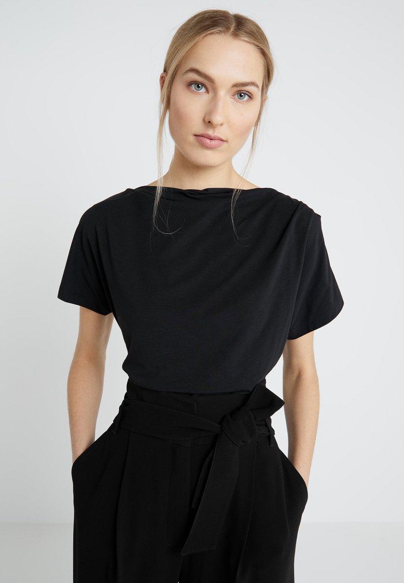 WEEKEND MaxMara - MULTID - T-Shirt print - schwarz