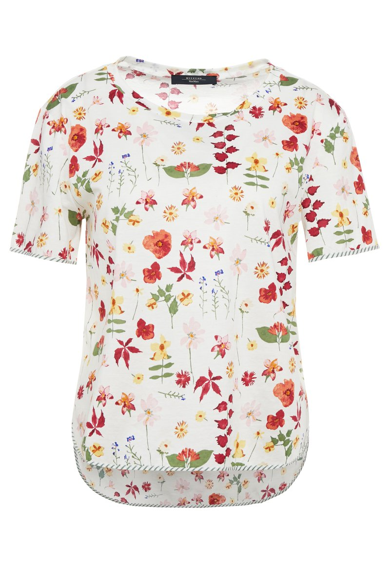 WEEKEND MaxMara - PALO - T-Shirt print - weiss