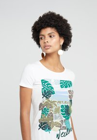 WEEKEND MaxMara - ANGIO - T-Shirt print - weiss - 3